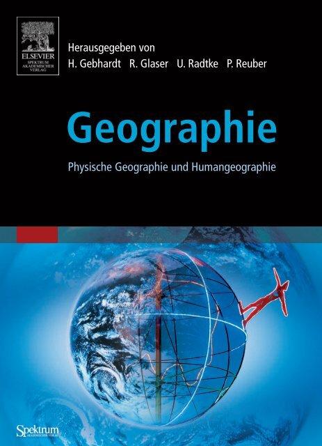 Physische Geographie und Humangeographie - Spektrum der ...