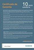 Certificado de Garantia - Siemens - Page 2