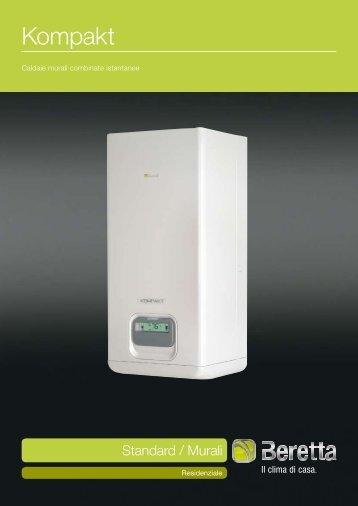 Kompakt 24 - Certificazione energetica edifici