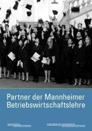 Partner BWL_V20_RZ_Layout 1 - BWL - Universität Mannheim