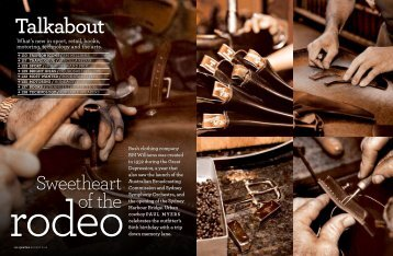 RMWillaims - The Australian Way - August 2012 - Qantas