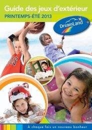 Téléchargez le PDF - Dreamland