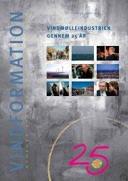 Vindformation 42, marts 2006 (pdf) - Vindmølleindustrien