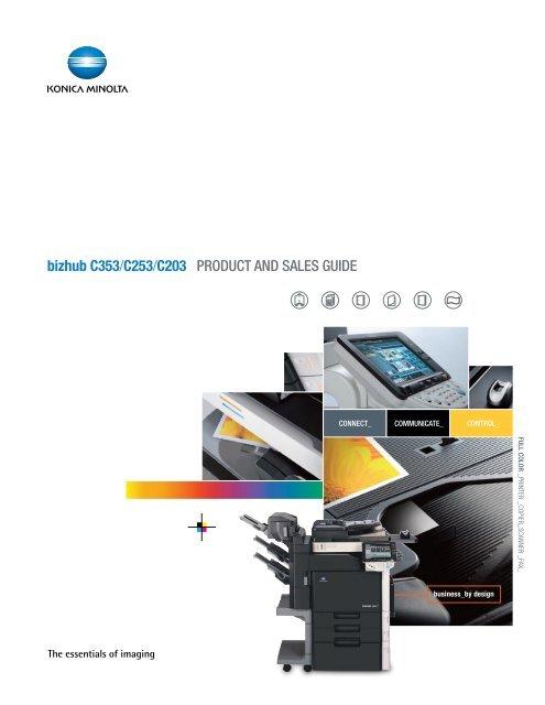 Konica Minolta C353 Series Xps Driver : Konica Minolta ...
