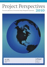2010 Project Perspectives - asapm