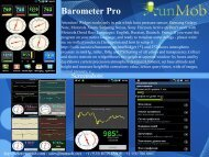 Barometer Pro - RunMob