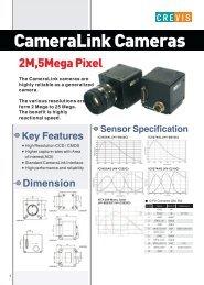 CameraLink Cameras - Uniforce Sales and Engineering