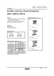 5 transistors 2N930 NPN Vce45V Ic30mA TO-18  MICROELECTRONICS