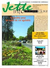 Jette Info 118 FR - 3/2005