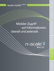 nscale mobile - Ceyoniq Technology GmbH