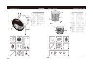 Drum Set - Mapex