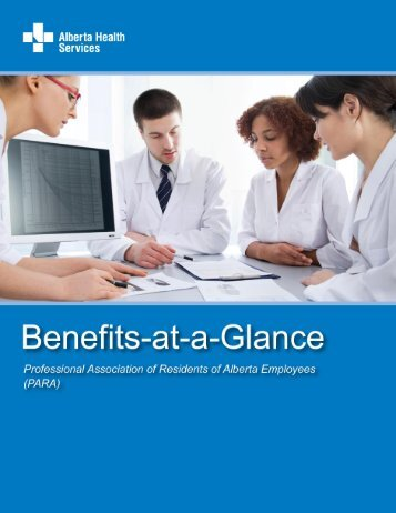 Benefits-at-a-Glance - PARA