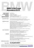 125iA Automático 2013 - BMW Radio con pantalla de dos líneas ... - Page 2