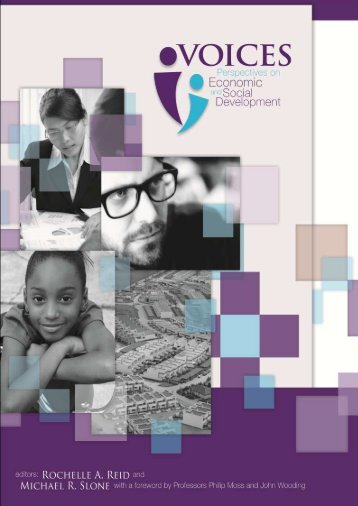 Voices:Perspectives on Economic and Social Development