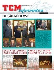 Nov/Jan - Tribunal de Contas do Município de São Paulo