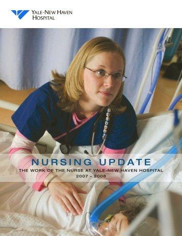 Nursing Update 2007 - 2008 - Yale-New Haven Hospital