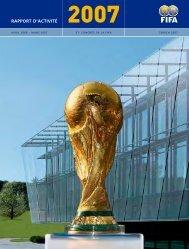 Rapport d'activité 2007 - FIFA.com