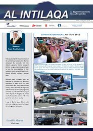 BAHRAIn InTERnATIonAl AIR SHoW 2012 - Al Zayani Investments