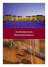 Schönbrunner Schlosskonzerte Schönbrunner Schlosskonzerte