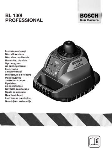 Nivela cu laser - BrioBit