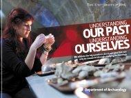 Undergraduate Archaeology brochure (PDF ... - University of York