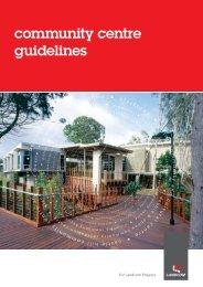 Community Guidelines V4.indd - Landcom