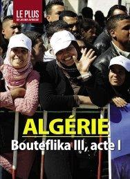 Bouteflika III, acte I - Jeune Afrique