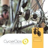 MANUALE UTENTE - CycleOps
