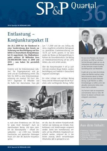 Quartal - Schweitzer, Petschi & Partner