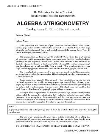 Printables Algebra 2 Trig Worksheets algebra 2 trigonometry regents at random worksheets answers and textbook jmap for kids