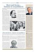 Dichter zu Gast - Salzburger Festspiele - Seite 3