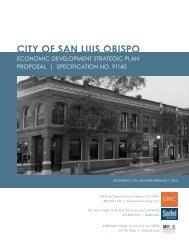 the City of San Luis Obispo