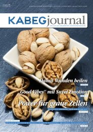 Power für graue Zellen - KABEG