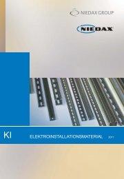 ELEKTROINSTALLATIONSMATERIAL 2011