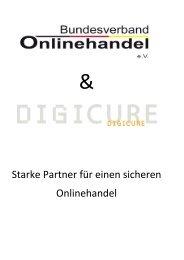 Starke Partner für einen sicheren Onlinehandel - Bundesverband ...