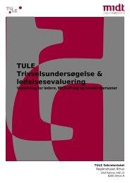 vejledning om TULE - Region Midtjylland