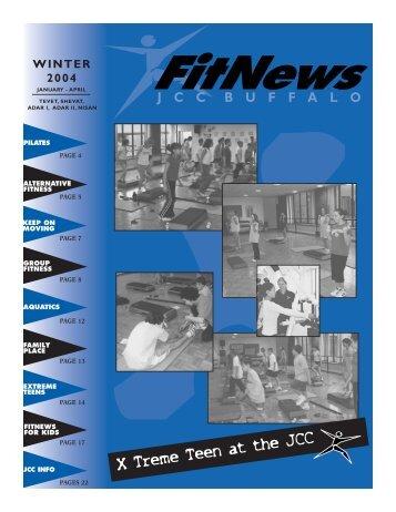 NEW - The Jewish Community Center of Greater Buffalo