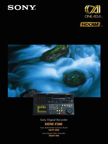 HDW-F500 - GRS Systems Inc