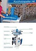 Holzspalter - Binderberger - Seite 7