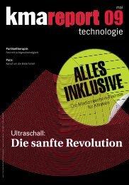 Die sanfte Revolution - kma Online