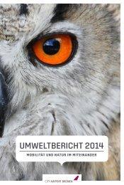 UMWELTBERICHT 2014 - Airport Bremen