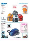 Yeni - Saruhan Makina ve Elektrikli Ev Aletleri - Page 7