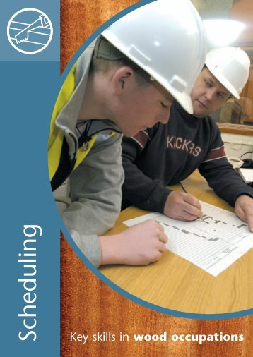 Scheduling work on a building site - Excellence Gateway