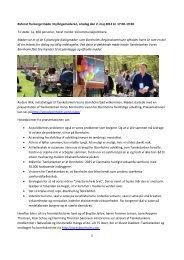 1 Referat fra borgermøde i Kyllingemoderen, onsdag den 2. maj ...