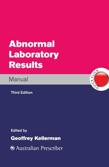Abnormal Laboratory Results - McGraw-Hill Australia