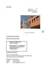 Einladung Fortbildungsveranstaltung Aktuelle Gastroenterologie ...