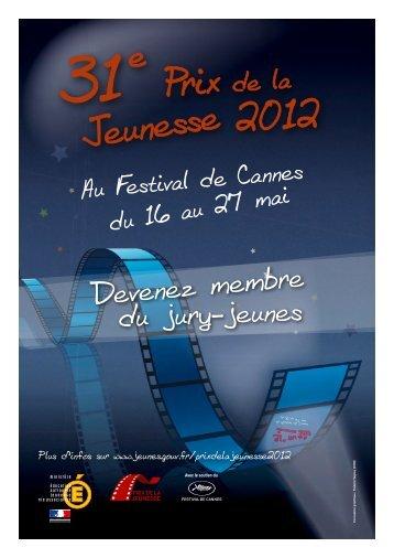 Prix de la Jeunesse 2012 - Réseau Information Jeunesse d'Alsace
