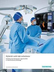 Hybrid cath lab solutions - Siemens Healthcare