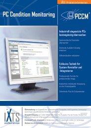 PCCM® Broschüre - iXTS GmbH