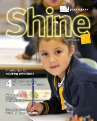 July 2010 Vol.2, Issue 06 (PDF - 15.0Mb) - Department of Education ...